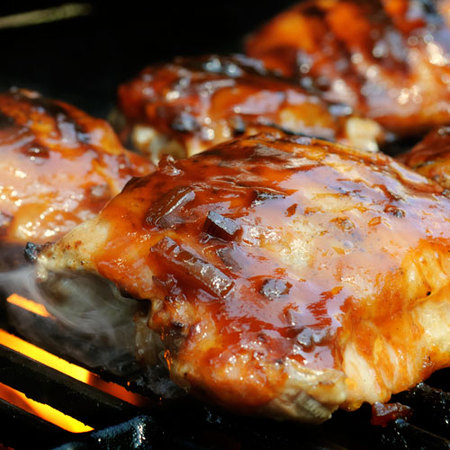 The Best BBQ Chicken Recipe in the World