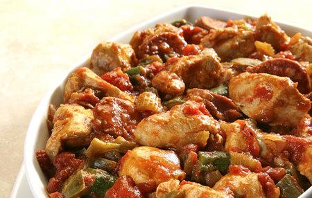 Chicken Gumbo, Chicken Stew