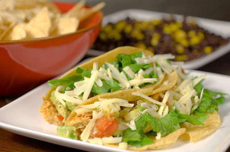 Mexican Chicken Taco, Recipe