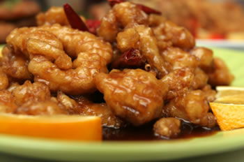Chinese Orange Chicken