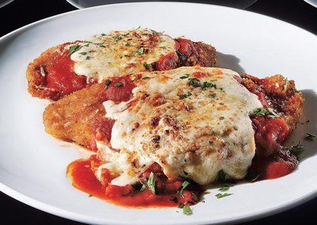 Chicken parmesan, recipe