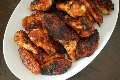 Barbecue chicken wings recipe