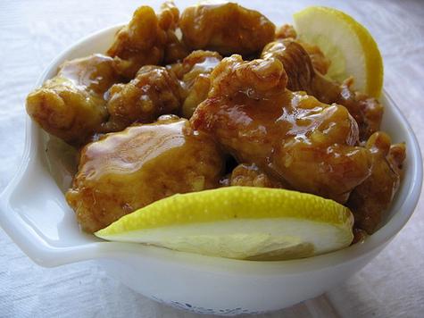 Chinese lemon Chicken recipe