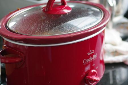 Crockpot, red